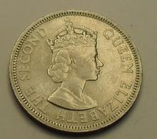 1978 - Maurice - Mauritius - ONE RUPEE, ELIZABETH II, KM 35.1 - Mauritius