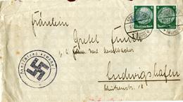 (Lo1969) Brief DR St. Schweigern N. Ludwigshafen Stempel ? - Deutschland