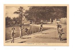 MONNETIER La Piscine Du Château - Autres Communes