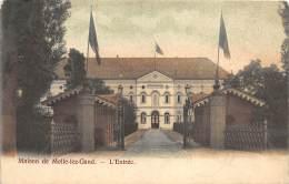 Maison De Melle-lez-Gand - L'Entrée - Melle