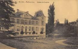 Mellle - Château Desz Fougères - Melle