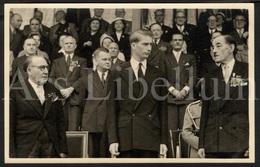 Postcard / ROYALTY / Belgium / België / Prince Albert / Prins Albert / Liège / 1951 - Liege