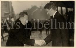 Postcard / ROYALTY / Belgium / België / Prince Albert / Prins Albert / Woluwé Saint Lambert / 1950 - St-Lambrechts-Woluwe - Woluwe-St-Lambert
