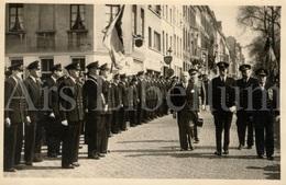 Photo Card / ROYALTY / Belgium / België / Prince Albert / Prins Albert / 50e Anniversaire Navire-école De Smet De Naeyer - Personnages