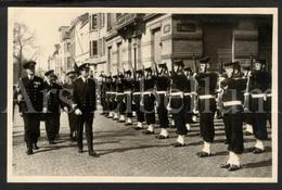 Photo Card / ROYALTY / Belgium / België / Prince Albert / Prins Albert / 50e Anniversaire Navire-école De Smet De Naeyer - Personaggi