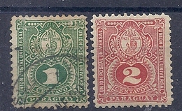 180029810  PARAGUAY  YVERT  Nº  21/2  USED/MH - Paraguay