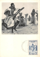 Mauritanie Carte Maximum - Mauritanie