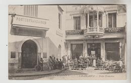 CPA CASABLANCA (Maroc) - Postes Françaises  Téléphone - Casablanca