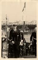 Postcard / ROYALTY / Belgium / België / Prince Albert / Prins Albert / Zeebrugge / 1957 - Zeebrugge