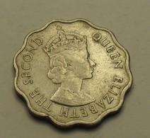 1975 - Maurice - Mauritius - 10 CENTS, ELIZABETH II, KM 33 - Mauritius
