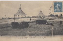 Honfleur 14 -  Kiosques Terrain Tennis - Editeur Artaud N° 10 - Honfleur