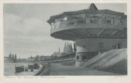 Allemagne - Köln A. Rhein Bastei M. Rheinpanorama - Architecture - Koeln