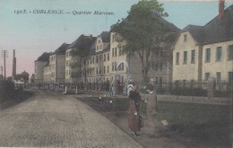 Allemagne - Koblenz Coblence - Quartier Militaire Marceau - Koblenz
