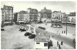 Ostende Place D'Armes - Wapenplaats - Postmark 1957 - Arfo - Oostende