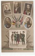 1915 --   Les Allies - Patriottisch