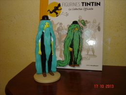 EDITION MOULINSART  DUPONT UN CAS EXTRAORDINAIRE DANS TINTIN AU PAYS DE L'OR NOIR - Tintin