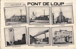 SOUVENIR DE PONT DE LOUP        6 VUES - Aiseau-Presles