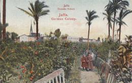 JAFFA          GERMAN COLONY - Israel