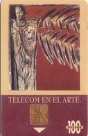 TARJETA TELEFONICA DE ARGENTINA. TLC-047, DE NIÑO LARGA DISTANCIA 09.95 (289) - Argentina