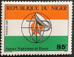 Niger 1989 Niger Press Agency - Niger (1960-...)