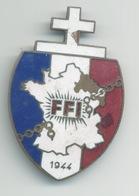 INSIGNE FFI 1944 - Insignias