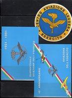 Viterbo - Aviazione Leggera Esercito - 1951- 1991 Quarantennale Aviazione Dell' Esercito - - Elicotteri