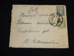 Lithuania 1928 Sanctai Cover__(L-14830) - Litauen