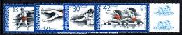 102 - 490 - ALBANIA 1983 ,    Yvert N. 2779/2782 ***  MNH  Olimpiadi Los Angeles - Albania
