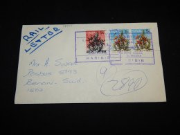 South West Africa 1970's Karibib Cover To Benoni__(L-13945) - Südwestafrika (1923-1990)