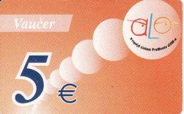 Montenegro 2004, Mobile Alo Pro Monte 5 Euro - Montenegro