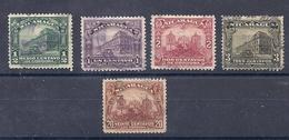 180029849  NICARAGUA  YVERT  Nº  428/31+433 - Nicaragua