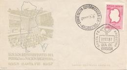 ARGENTINIEN 1957 - FDC Brief - FDC