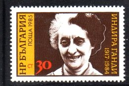 328 - 490 - ALBANIA 1985 ,    Yvert N. 2923 ***  MNH  Ghandi - Albania
