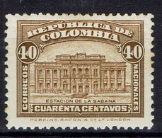 COLOMBIE - 1923-26 - N° 250 - X- B/TB - - Colombia