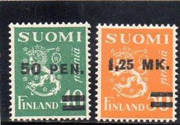 FINLANDE 1931 * - Finland