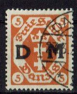 *Danzig 1921 // Mi. D1 O (024.043) - Dantzig
