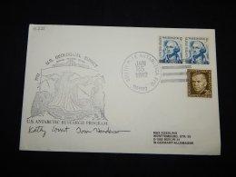 USA 1982 U.S. Geological Survey Cover__(L-16221) - Briefe U. Dokumente