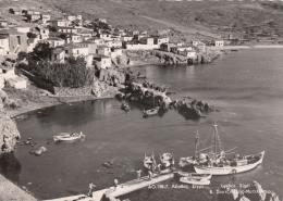 AK - LESBOS - Hafenpanorama Von SIGRI 1961 - Griechenland