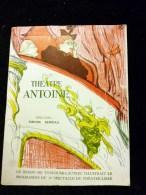 PROGRAMME THEATRE ANTOINE ILLUSTRATEUR TOULOUSE LAUTREC SIMONE BERRIAU - Programmes
