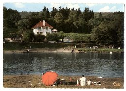 25  BAUME LES DAMES  -  LA PLAGE  -  CPM 1960/70 - Baume Les Dames