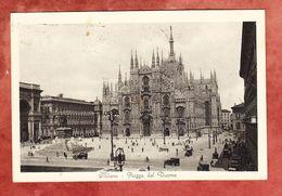 Milano, Piazza Del Duomo (52467) - Milano (Milan)