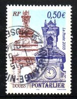 N° 3608 - 2003 - Used Stamps