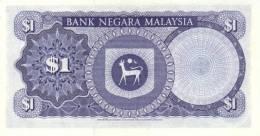 MALAYSIA P. 13b 1 R 1978 UNC - Malaysia