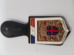 Insigne Police Nationale De Clermont-ferrand - Police