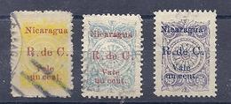 180029858  NICARAGUA  YVERT  Nº  443/5 - Nicaragua