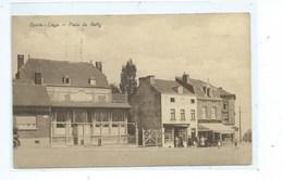 Liège - Cointe - Place Du Batty ( Animée, épicerie, Café, Bières Vivegnis, Legia) - Liege