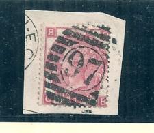 /// GRANDE BRETAGNE ///  N° 33 Three  Pence Planche 6  Côte 50€ Bord De Feuille - 1840-1901 (Victoria)
