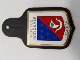 Insigne Police Nationale CAPU Paris - Police