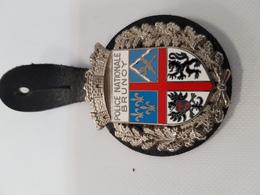 Insigne Police Nationale Brunoy - Police