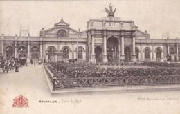 Bruxelles, Gare Du Midi (pk46711) - Spoorwegen, Stations